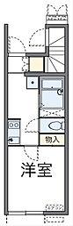 文士村[1階]の間取り