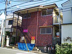 富士見台カラタハイツ[202号室]の外観