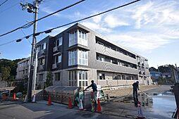 グロリアハイツ はびきの A棟[3階]の外観
