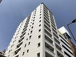 大阪府大阪市浪速区幸町3丁目の賃貸マンションの外観