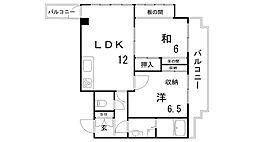 コーポラティブハウス神戸・1[1001号室]の間取り
