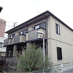 静岡県浜松市中区旅籠町の賃貸アパートの外観