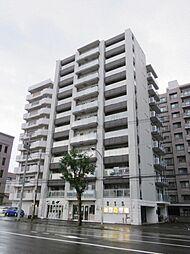 北海道札幌市中央区北四条西20丁目の賃貸マンションの外観