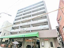 福岡県北九州市門司区柳町1丁目の賃貸マンションの外観