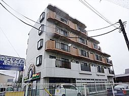 ミノルマンション[4階]の外観