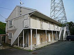 大阪府高槻市野田1丁目の賃貸アパートの外観