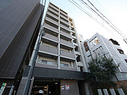 愛知県名古屋市中村区羽衣町の賃貸マンションの外観