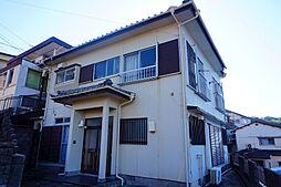 本田アパート[205号室]の外観