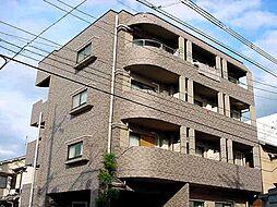 京都府宇治市小倉町西浦の賃貸マンションの外観