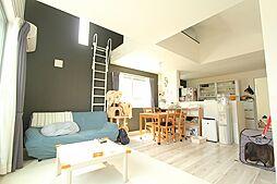 練馬区下石神井5丁目 中古一戸建住宅 3LDKの居間