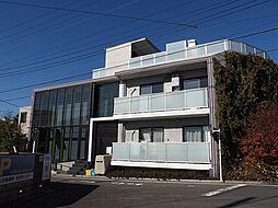 メープルオンザヒル[1階]の外観
