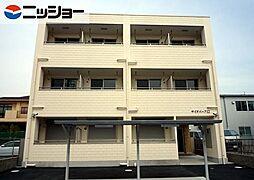 サイドパーク12[1階]の外観