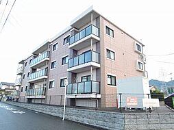 福岡県北九州市八幡西区上の原3丁目の賃貸マンションの外観