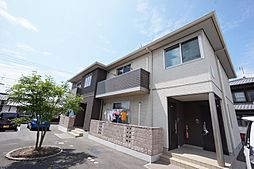 シャーメゾン南吉田A・B棟[B101 号室号室]の外観