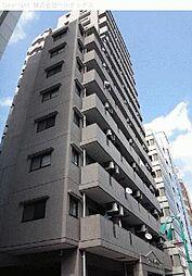 東京都渋谷区笹塚の賃貸マンションの外観