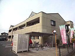 愛知県一宮市丹陽町九日市場字出口の賃貸アパートの外観