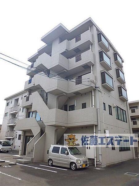 駒金屋12マンション 5階の賃貸【広島県 / 福山市】