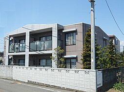 東京都日野市平山3丁目の賃貸マンションの外観
