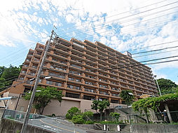 兵庫県神戸市北区北五葉2丁目の賃貸マンションの外観