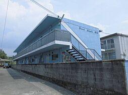 グランドハイツ橋本[1階]の外観