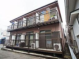 ボヌール北綾瀬[2階]の外観