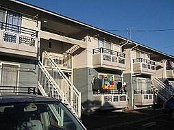 新潟県新潟市西区青山4丁目の賃貸アパートの外観