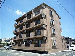 静岡県浜松市中区中島3丁目の賃貸マンションの外観