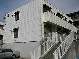 エスポワール小金台[2階]の外観