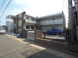 神奈川県茅ヶ崎市松林3丁目の賃貸アパートの外観