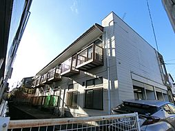 ジョイフル南光台[1階]の外観