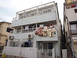 兵庫県神戸市兵庫区菊水町9丁目の賃貸マンションの外観