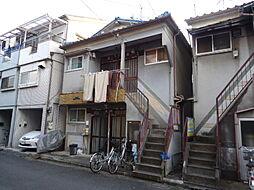 大阪府四條畷市雁屋北町の賃貸アパートの外観