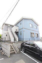 トレゾア湯川新町 A棟[2階]の外観