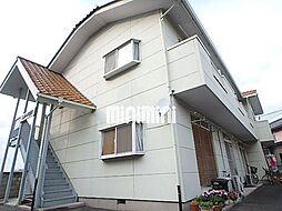 ミントハウス[1階]の外観