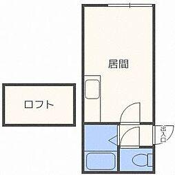 グランステージN23[3階]の間取り