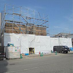 北海道江別市東野幌本町の賃貸マンションの外観