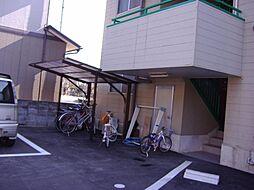 ハイツ熊田[2階]の外観