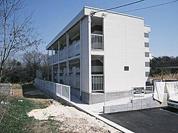 レオパレス吉根第2[2階]の外観