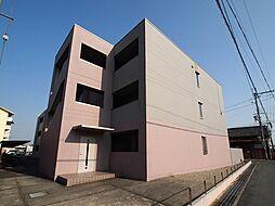 奈良県香芝市五位堂6丁目の賃貸マンションの外観