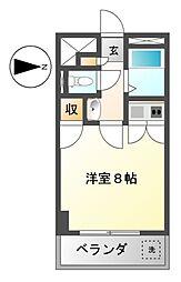 桜マンションII[2階]の間取り