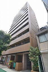ドミール堺筋本町[4階]の外観