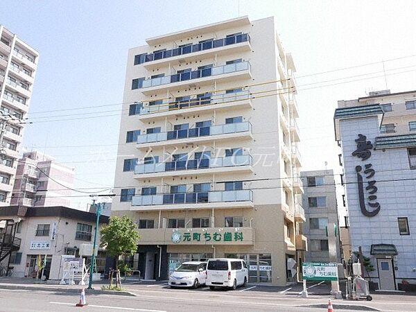 北海道札幌市東区北二十二条東16丁目の賃貸マンション
