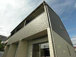 [テラスハウス] 東京都調布市布田6丁目 の賃貸【東京都 / 調布市】の外観