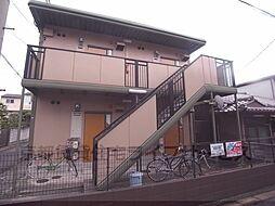 RICO A(サンライフシンカワA棟)[202号室]の外観
