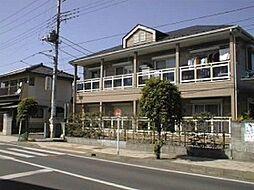 埼玉県久喜市吉羽2丁目の賃貸アパートの外観