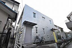 メタル風・ガルバリウム鋼板のデザイン住宅