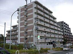 ヒュースー丘弐番館[506号室]の外観