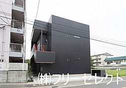 福岡県福岡市東区筥松1丁目の賃貸アパートの外観
