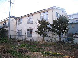長野県松本市渚2丁目の賃貸アパートの外観
