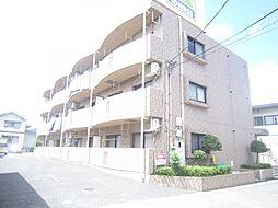 藤和マンションII[1階]の外観